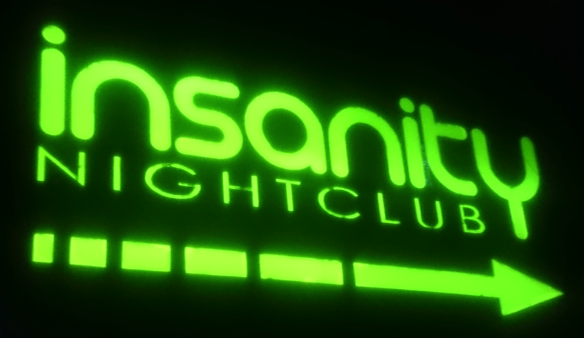Insanity nightclub